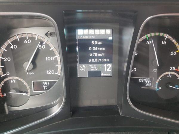 Ciężarówki z CNG zwolnione z opłat drogowych w Niemczech