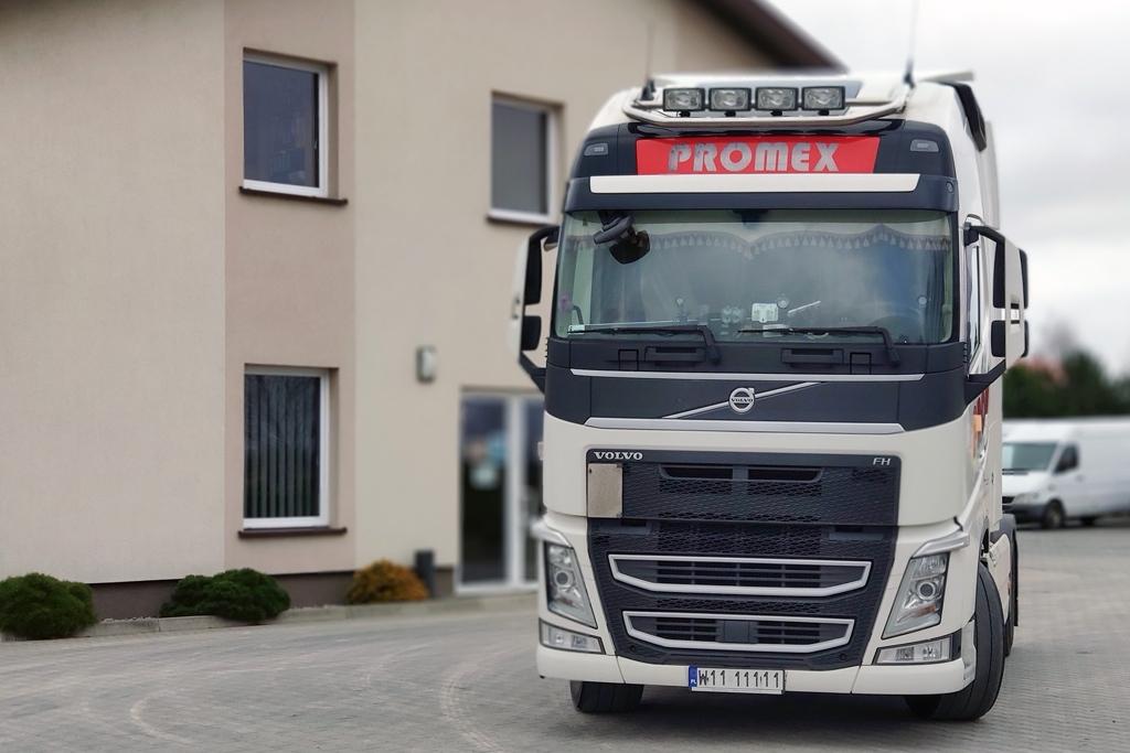 Montaż instalacji CNG do Volvo FH 500